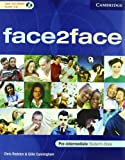 face2face Pre-intermediate Student's Book with CD-ROM/Audio CD, Workbook & Introduction Booklet Pack Italian edition