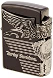 Zippo Oil Lighter Harley Davidson Japan Model