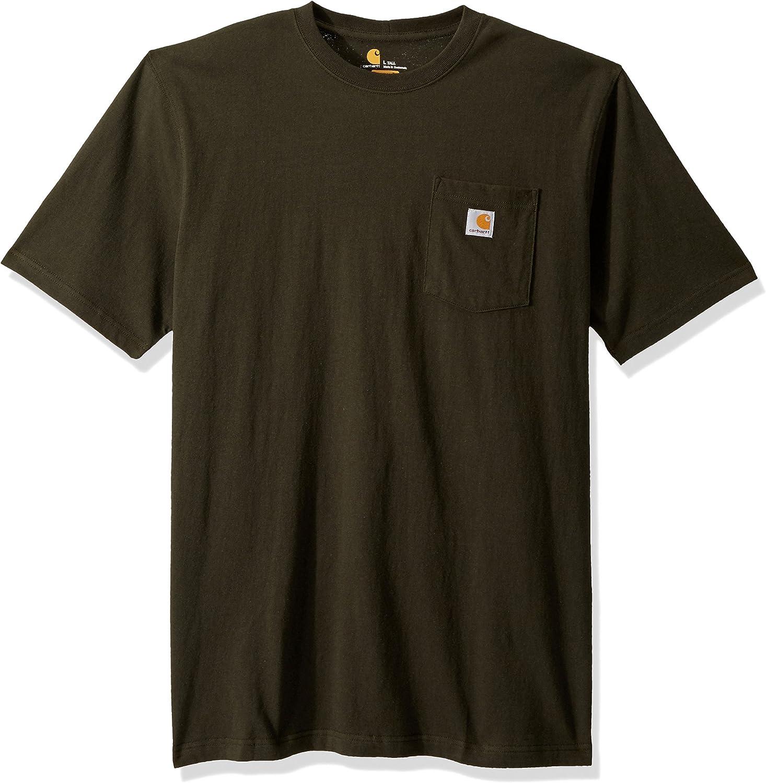 Carhartt Camisa para Hombre: Amazon.es: Ropa y accesorios