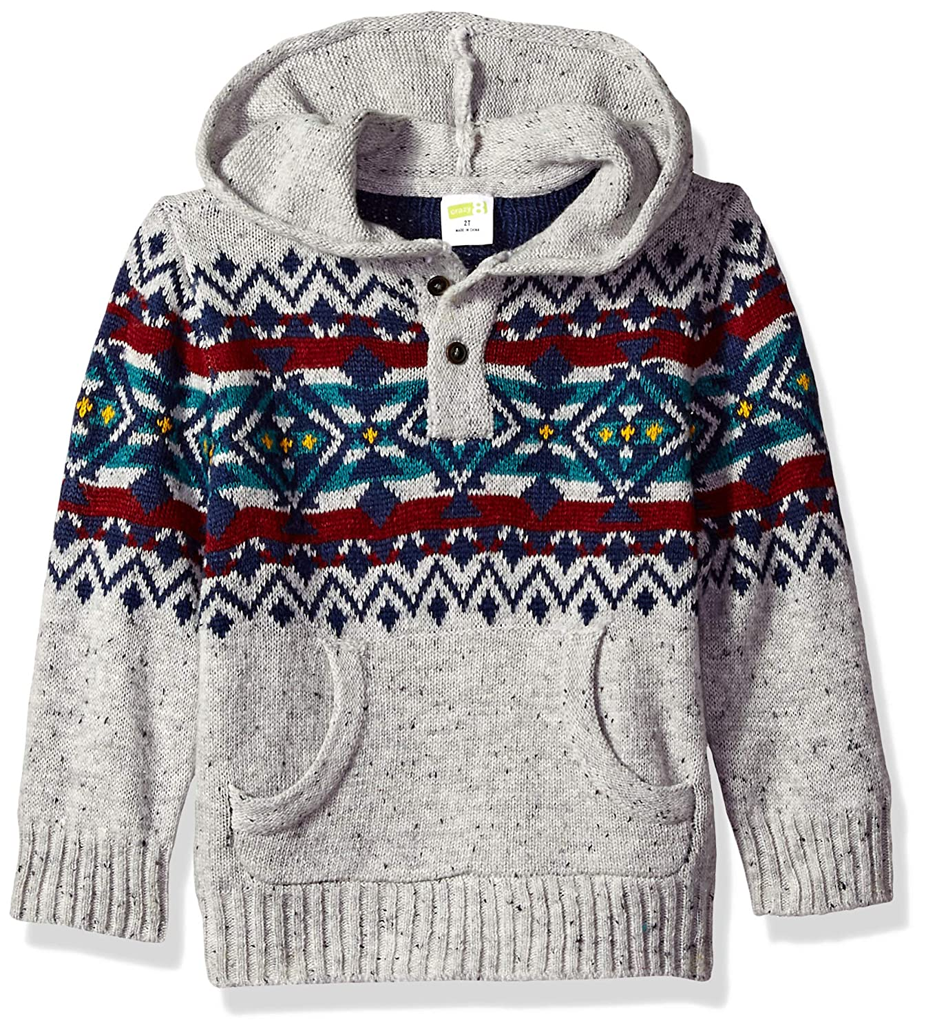 Crazy 8 Boys Pullover Sweater