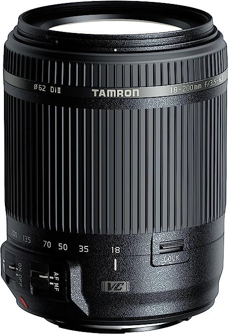 x 18-200mm F//3.5-6.3 Di II VC Filtro di Protezione Tamron UV 62mm 62 mm