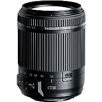 Tamron AF 18-200 mm F/3.5-6.3 XR Di II VC - Objetivo para cámara Canon (Distancia Focal 18-200mm, Apertura f/3.5-6.3, estabilizador óptico, diámetro Filtro: 62mm), Color Negro
