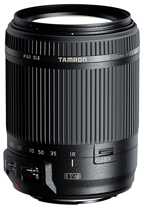 Review TAMRON high magnification zoom