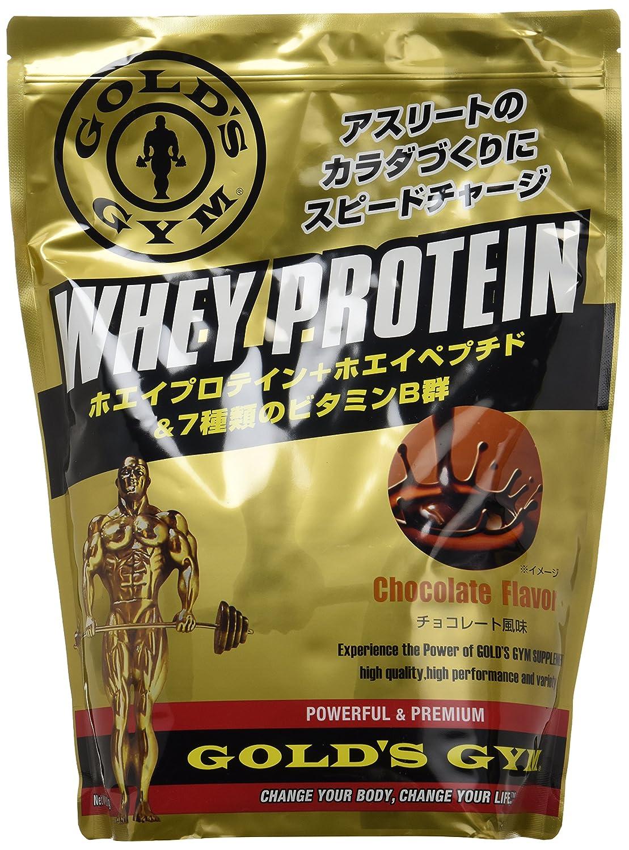 【ゴールドジム】 ホエイプロテイン 1,500g B00865BT3S チョコレート風味