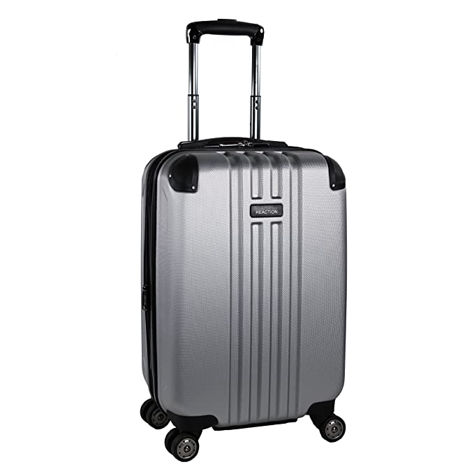 Amazon.com | Kenneth Cole Reaction 20 Inch ABS Expandable 8-Wheel ...