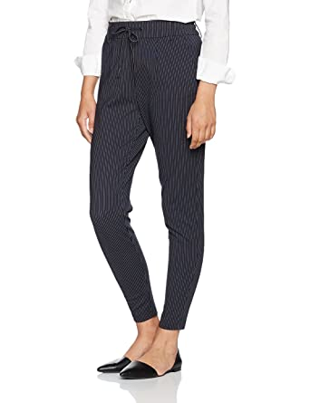 ONLY Damen Hose Onlpoptrash Thin Pinstripe Pant RP Noos  Amazon.de   Bekleidung 6171172369