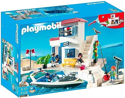 3 opinioni per Playmobil 5128- Banchina porto con