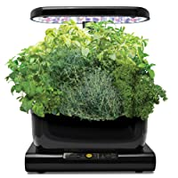 AeroGrow 901040-1101 Miracle-Gro AeroGarden Harvest with Gourmet Herb Seed Kit