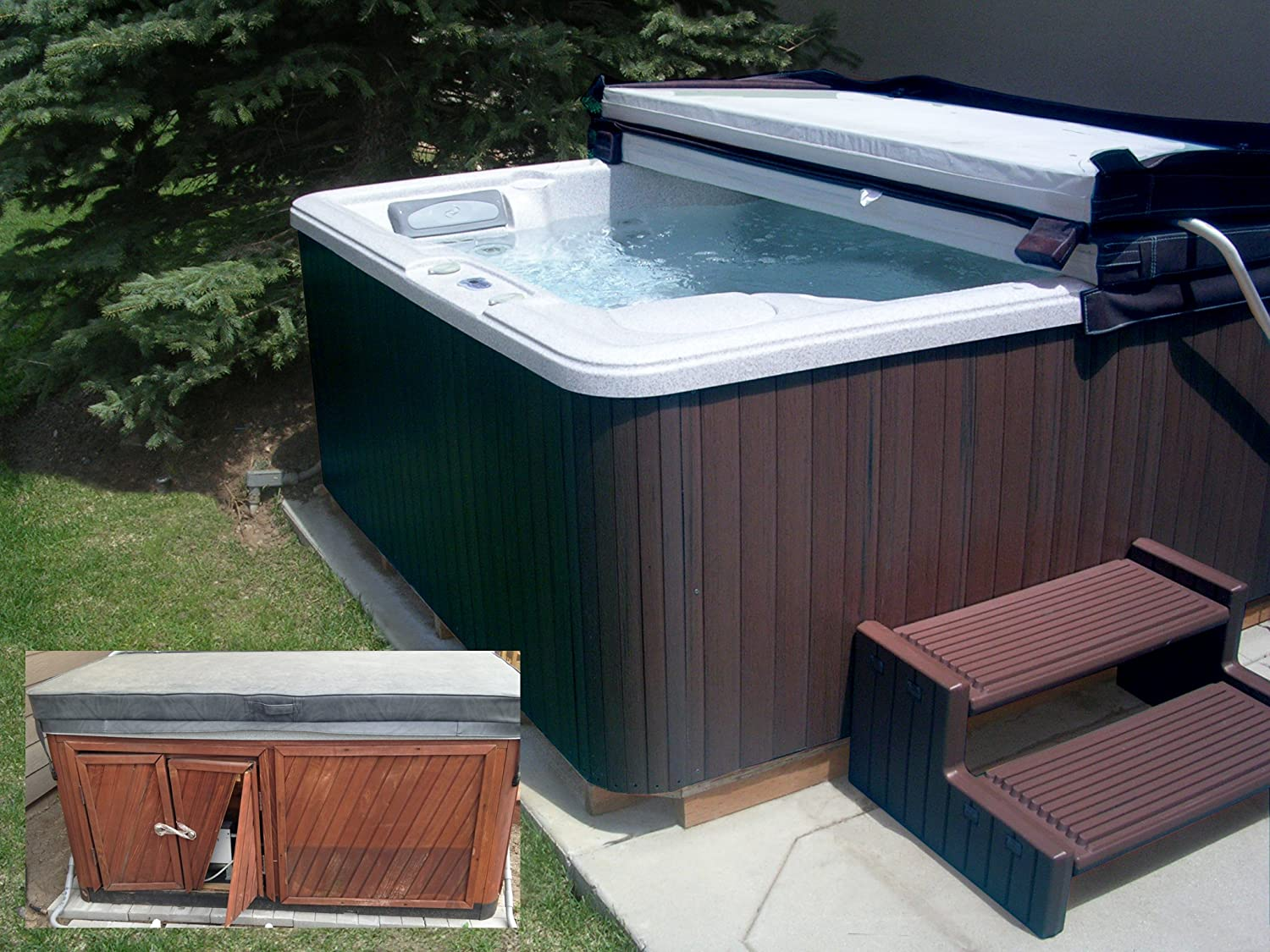 The Best Outdoor Hot Tubs For Your Garden: Reviews & Buying Guide 6