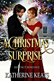 A Christmas Surprise: Regency Romance