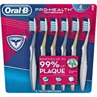 Oral-B Pro Health All In One Soft Toothbrushes (6 Ct)