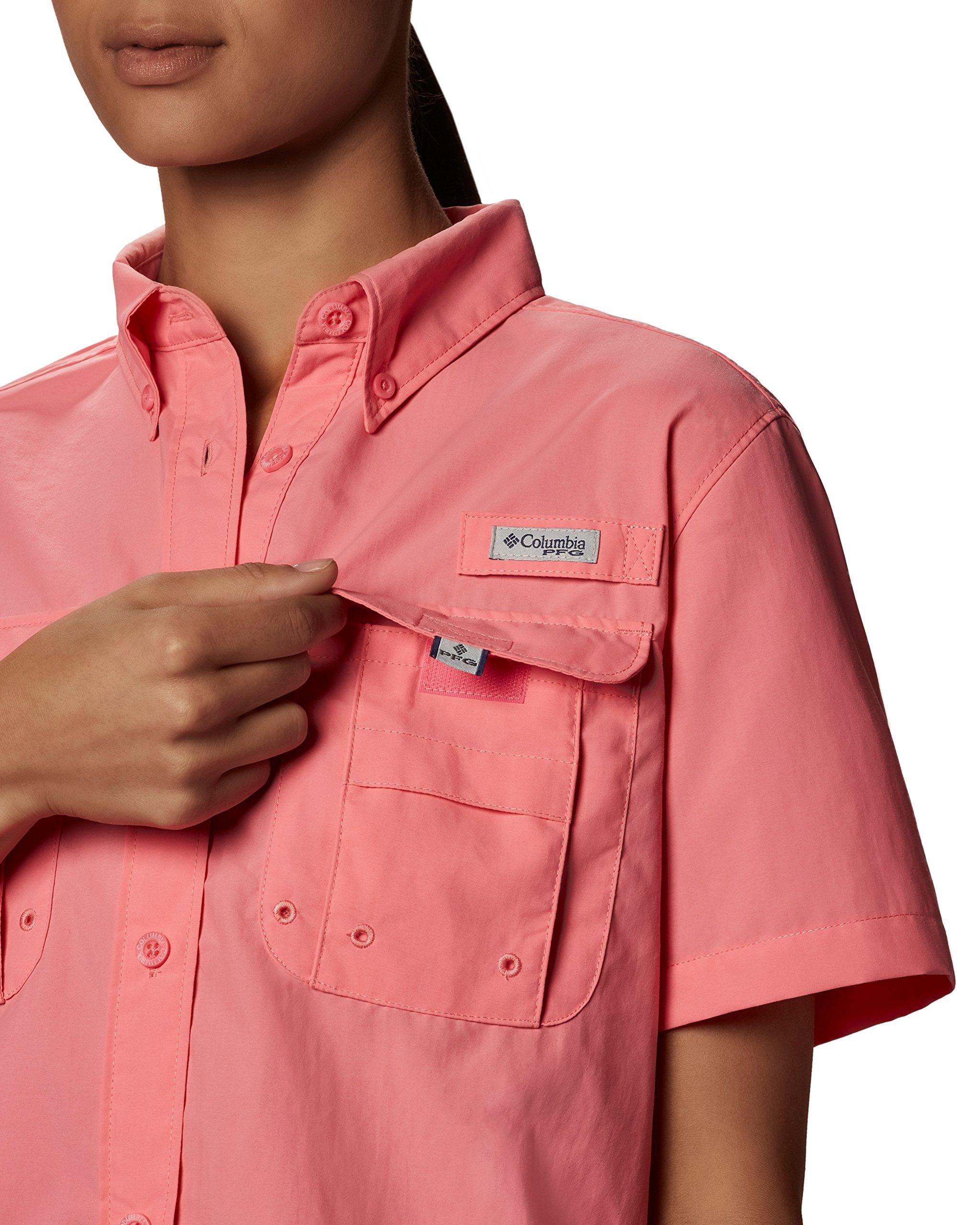 Columbia Women's Bahama Short Sleeve, Lollipop, X-Large by Columbia (Image #4)