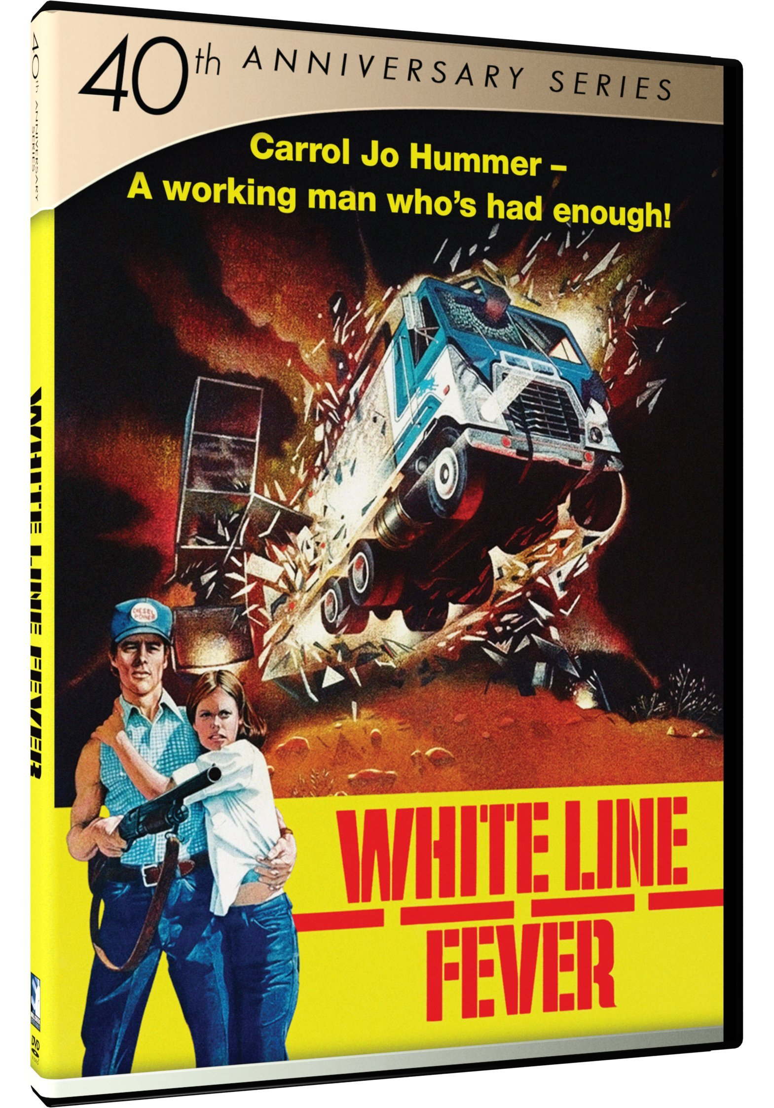 DVD : White Line Fever (DVD)