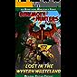 Lost in Wyvern Wasteland: Fun Comics for Kids (Behemoth Hunters Book 2)