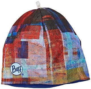 Buff Reversibile Coolmax Cappello, Unisex, Reversible, Red/Black, Taglia Unica 11150640910