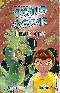 El dragón de jade: Libro infantil ilustrado (7-12 años) (Las