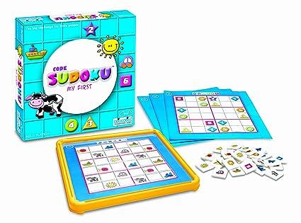 Amazon.com: My First Sudoku juego de mesa: Toys & Games