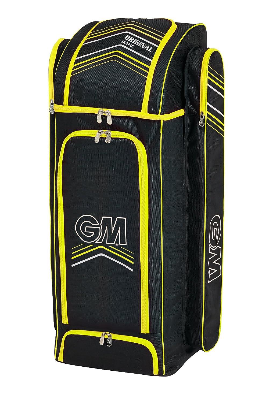 GM Unisex Original Duffle 2018 Bag, Yellow, One Size Gunn & Moore 40811801