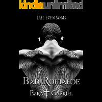 Bad Romance: Ezra & Gabriel (French Edition) book cover
