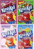 Kool-Aid Drink Mix, 4 Flavors Variety Pack, 48 Packets