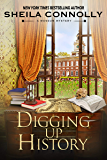 Digging Up History (A Museum Mystery Book 8)