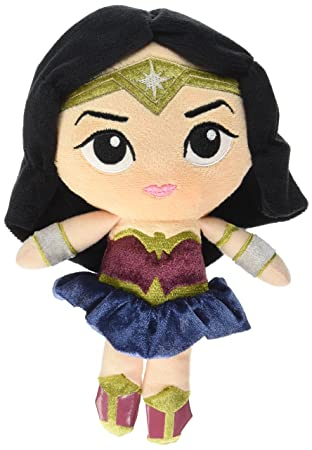 Funko - Peluche DC - Wonder Woman Movie Plushies 15cm - 0889698124935