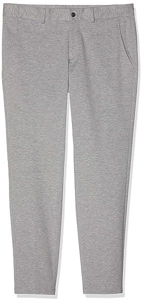s.Oliver BLACK LABEL Pantalones de Traje para Hombre: Amazon.es ...