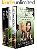 Box Set Sweet Frontier Cowboys Novels 19-20 Plus Mail Order Brides of The West (Sweet Frontier Cowboys Collection Book 7)