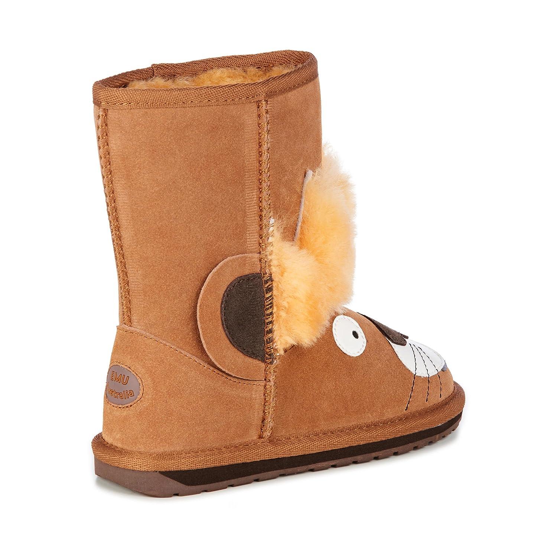 EMU Australia Kids Leo Lion Deluxe Wool Boots K11429