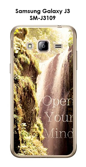 Carcasa Samsung Galaxy J3 - Sm-J3109 Design Open Your Mind ...