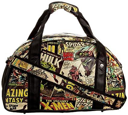 Amazon.com: Marvel Retro bolsa deportiva: Toys & Games