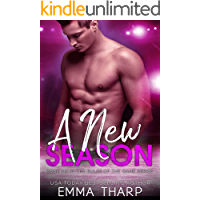 A New Season: A Second Chance Hockey Romance (Rules of the Game Book 6)