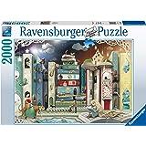 Ravensburger 16463 Novel Avenue 2000 Piece Puzzle for Adults - Every Piece is Unique, Softclick Technology Means Pieces…
