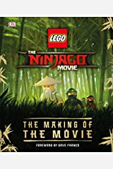 The LEGO® NINJAGO® MOVIE The Making of the Movie Hardcover