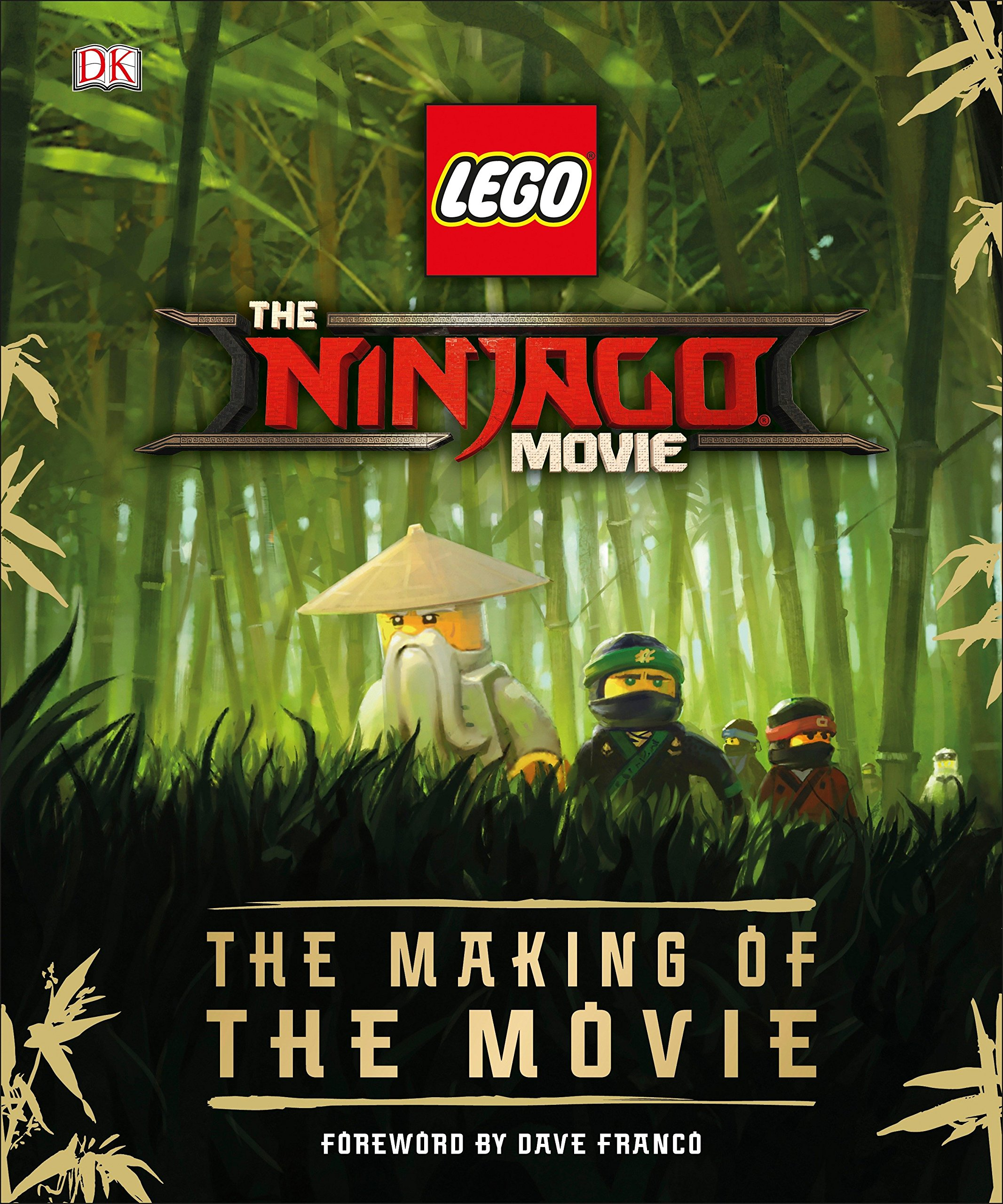 The Lego Ninjago Movie The Making Of The Movie Miller Zarneke Tracey 9781465461186 Amazon Com Books