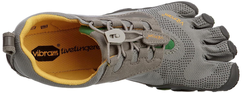 Vibram Five Fingers Bikila LS - Zapatillas de Fitness de Cuero para Mujer: Amazon.es: Zapatos y complementos