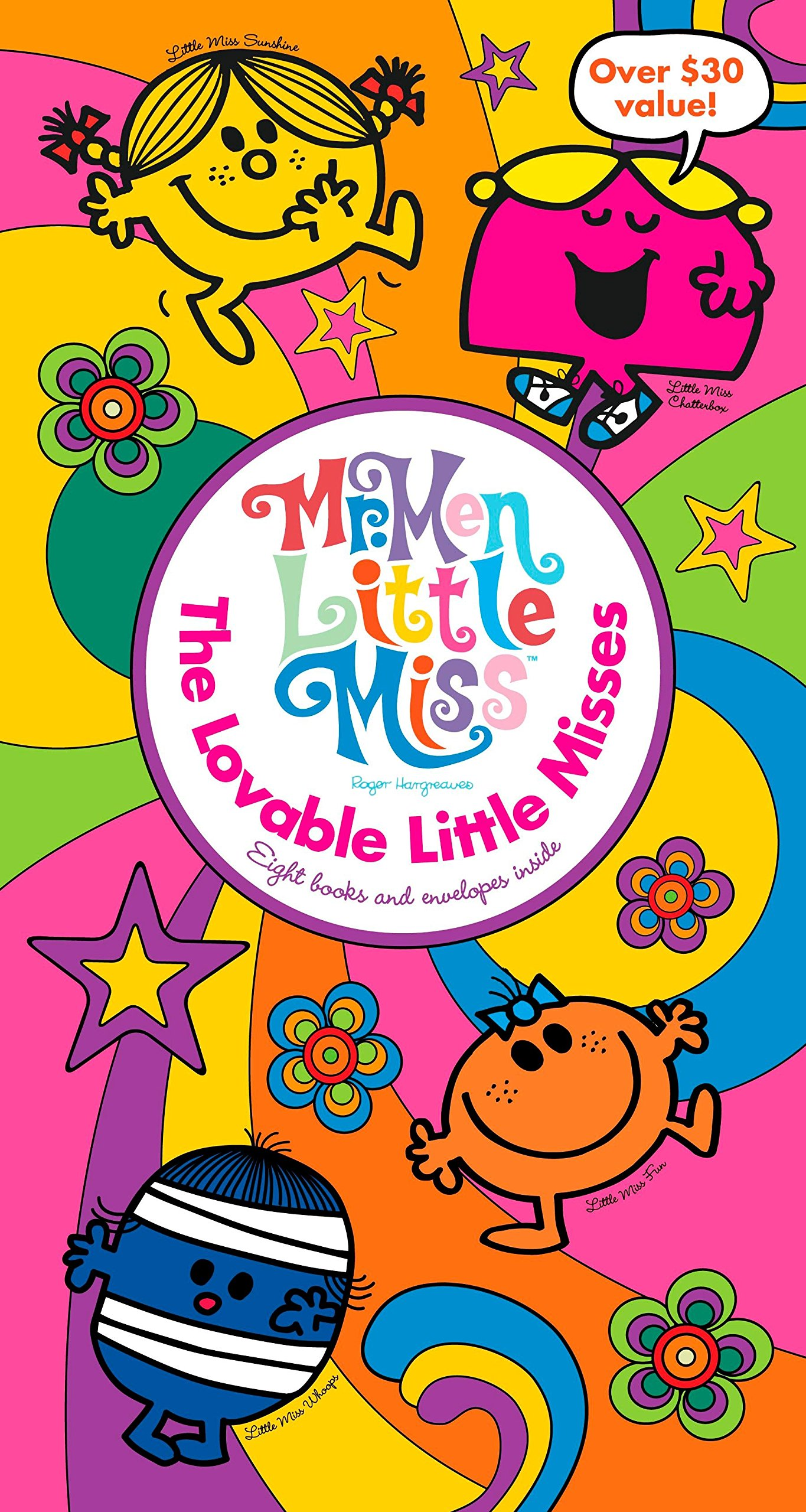 Download The Lovable Little Misses (Mr. Men and Little Miss) PDF