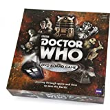 BBC Dr Who DVD Board Game - 50th Anniversary Edition Paul Lamond Games