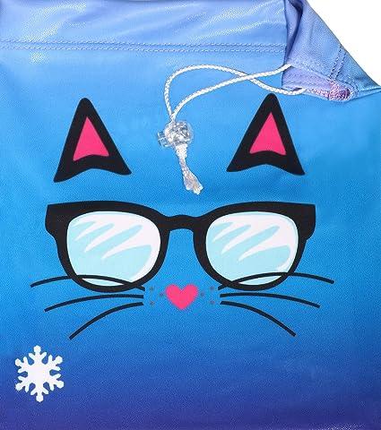 dfe1b53852b3 Amazon.com : Snowflake Designs Kool Kitty Gymnastics Grip Bag - No ...