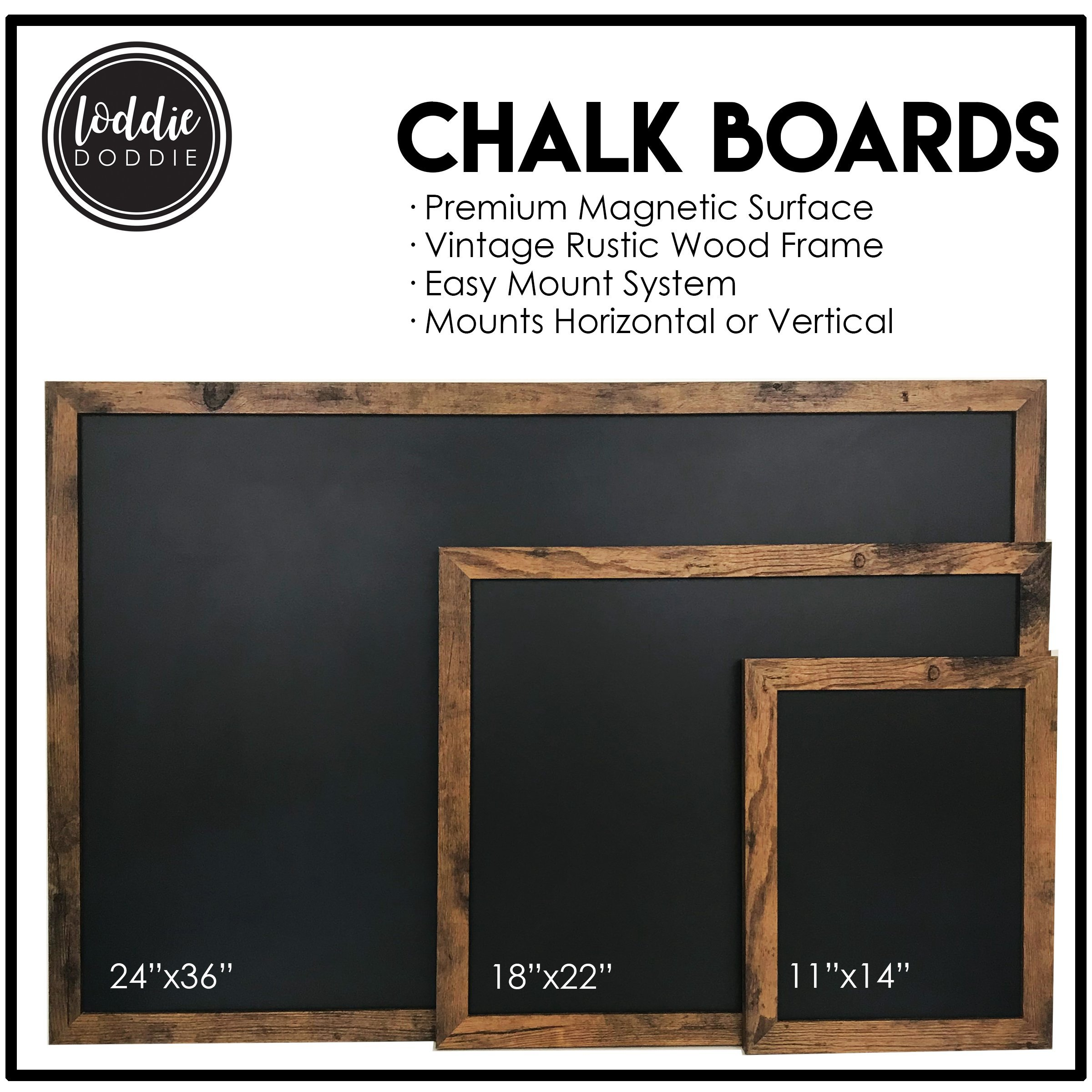Loddie Doddie 10ct Chalk Markers- Earth Tones for use on Chalk, Dry Erase and Glass surfaces and more! by Loddie Doddie (Image #5)