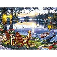 Buffalo Games 11245 Darrell Bush - Twillight's Calm - 1000 Piece Jigsaw Puzzle