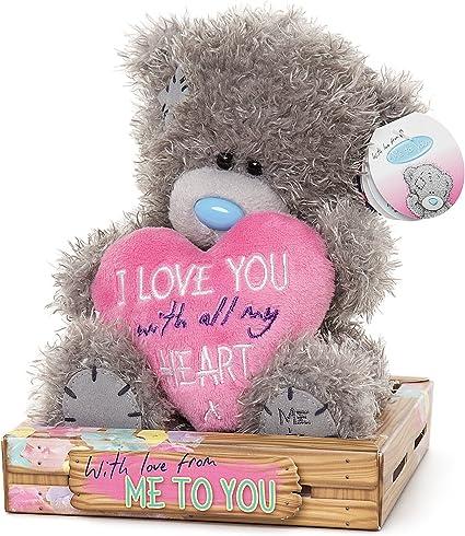 Me to You /'Love Of My Life/' Tatty Teddy Bear