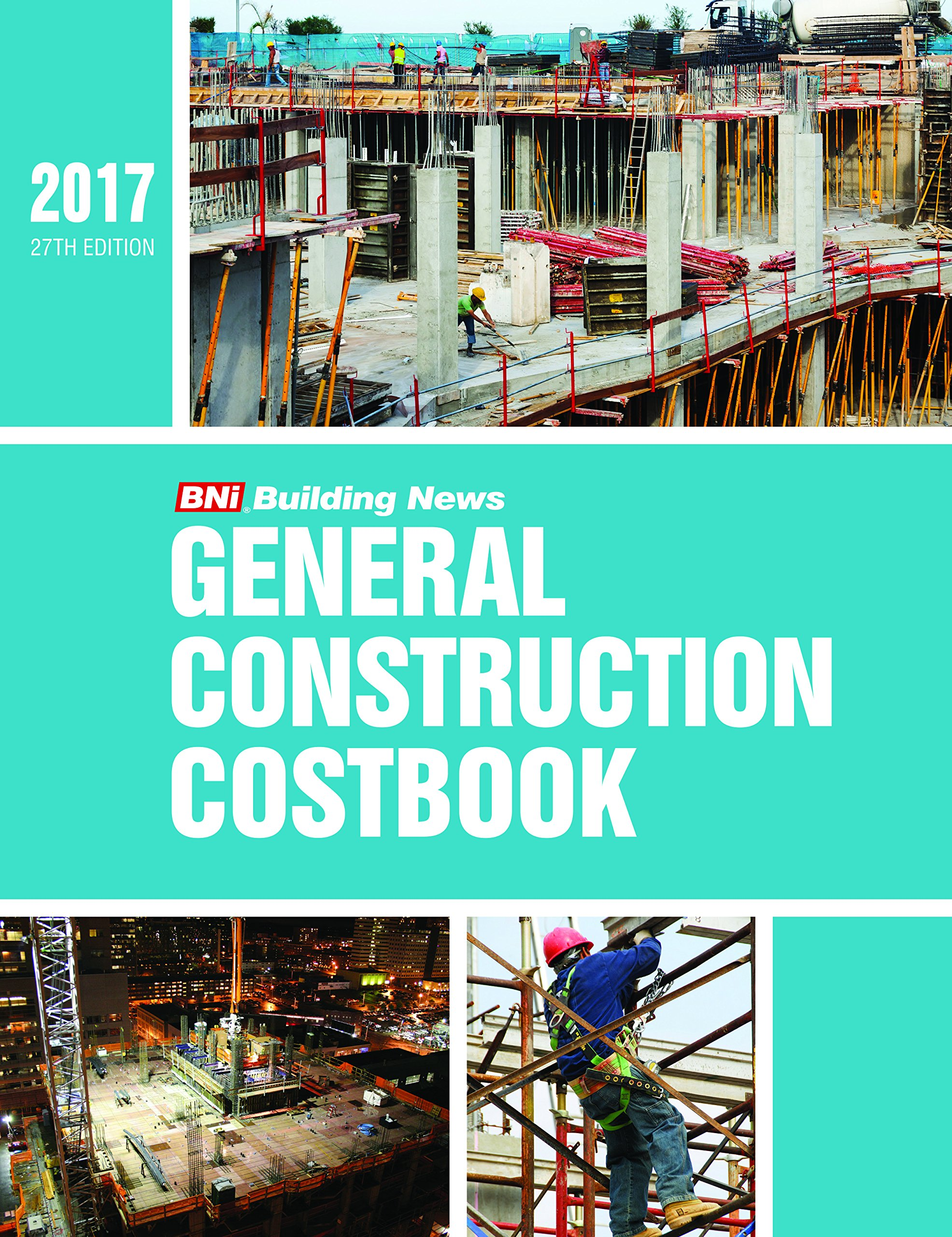 2017 Bni General Construction Costbook