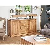 baumhaus mobel oak large sideboard