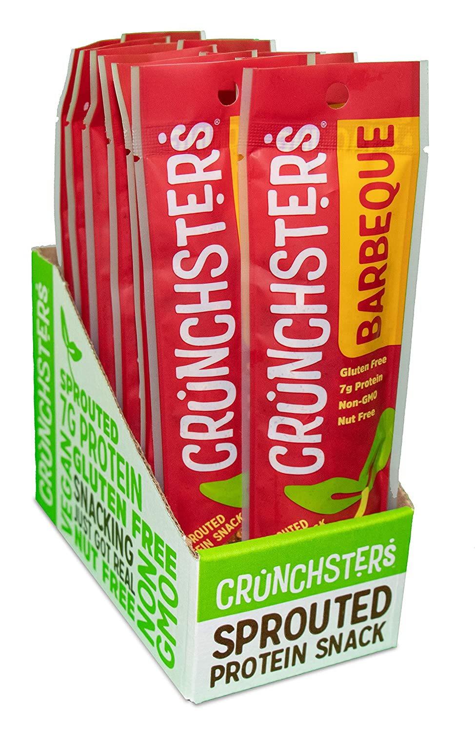 Crunchsters Paquetes de estuche: Amazon.com: Grocery ...