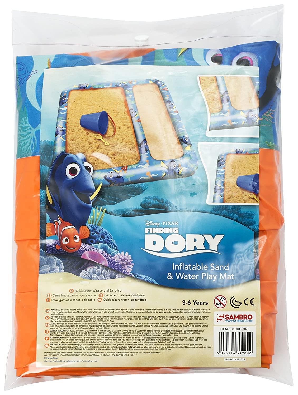 Amazon.com: Sambro DDO-7070 Finding Dory Inflatable Sand and ...