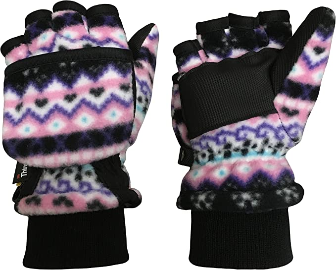 CHILDRENS KIDS GIRLS BOYS MAGIC GLOVES BLACK NEW TAGGED SPECIAL OFFER PRICE