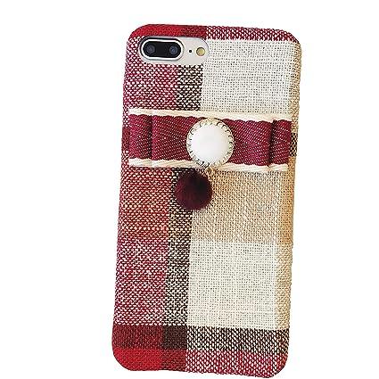 Amazon.com: Jesiya - Carcasa para iPhone 6S/iPhone 6, diseño ...