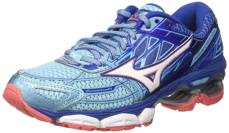TALLA 41 EU. Mizuno Wave Creation Wos, Zapatillas de Running para Mujer