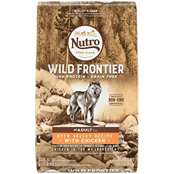 Amazon nutro wild frontier adult open valley recipe with nutro wild frontier adult open valley recipe with chicken grain free dry dog food 1 forumfinder Image collections